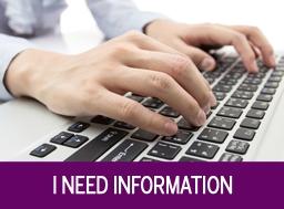I Need Information