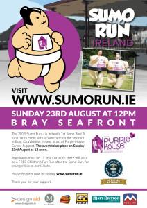 Sumo Run Poster FB