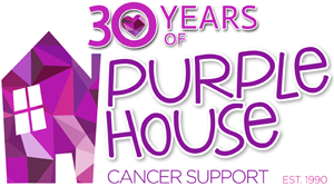 Purple House Cancer Support Centre Logo